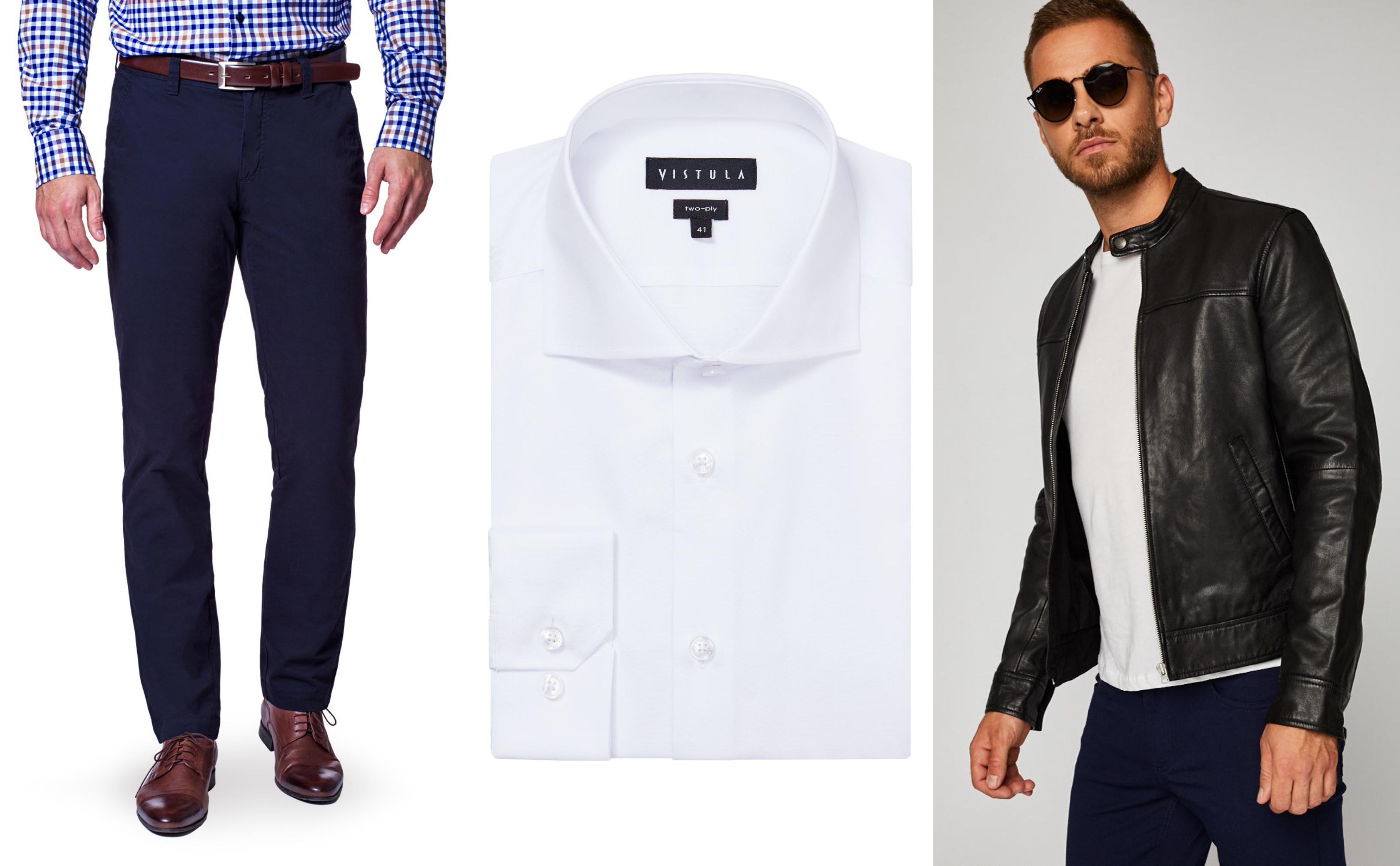 56dbfa42 10 rzeczy, które ma w swojej szafie każdy stylowy mężczyzna | Dandycore