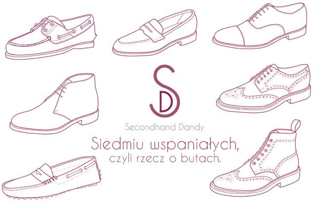 8abc32ef87d14 Siedmiu wspaniałych, czyli rzecz o butach. | Dandycore