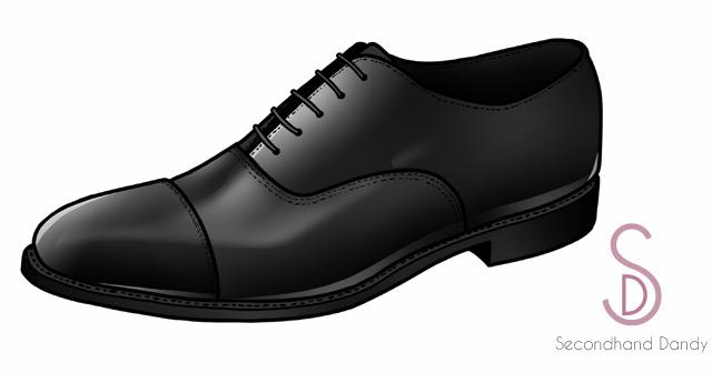 b32130327040a Najbardziej formalne z butów, jakie w swej codziennej garderobie może mieć  mężczyzna. Ten model buta charakteryzuje się zamkniętą przyszwą dwa płaty  skóry z ...