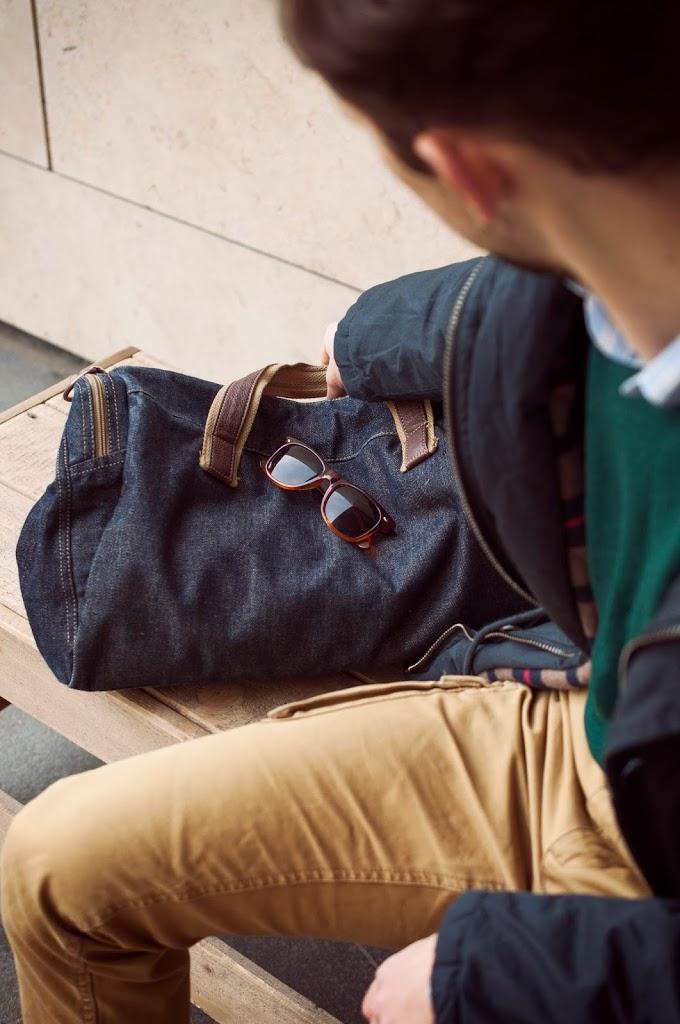 smartcasualowa torba