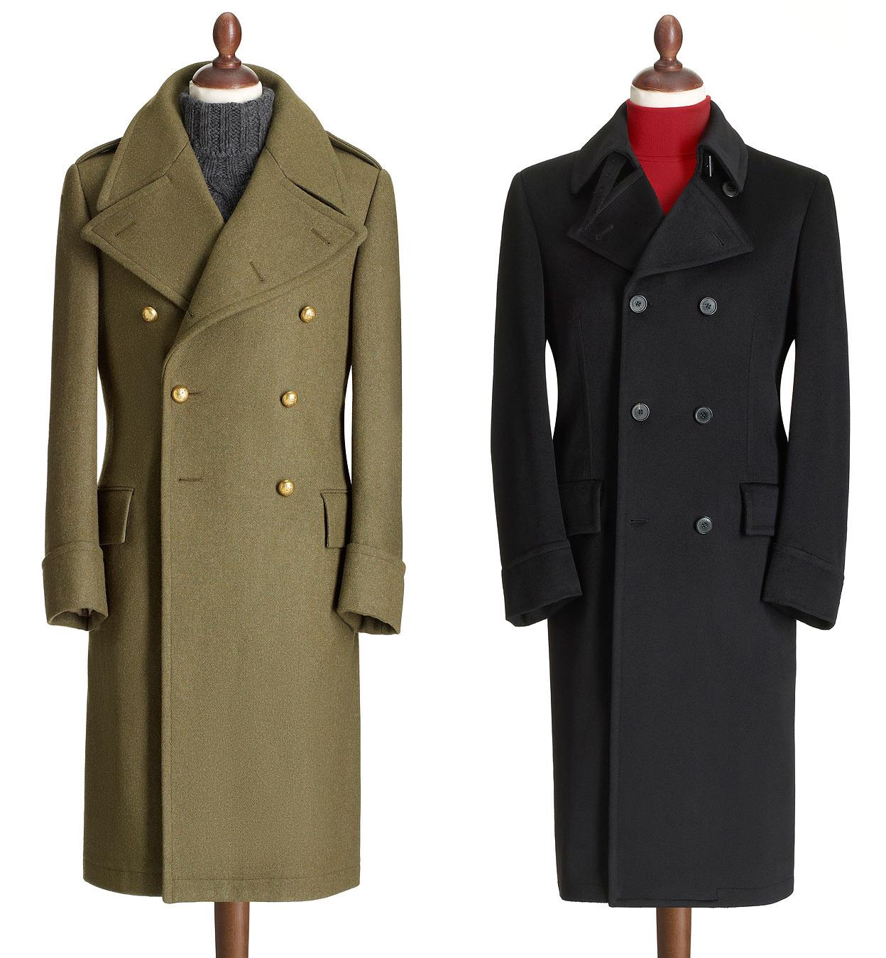 Męskie kurtki i płaszcze kompendium | Dandycore