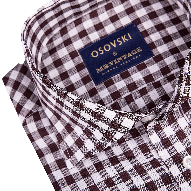 Koszula męska OSOVSKI & MR.VINTAGE MV0007 | OSOVSKI & MR.VINTAGE