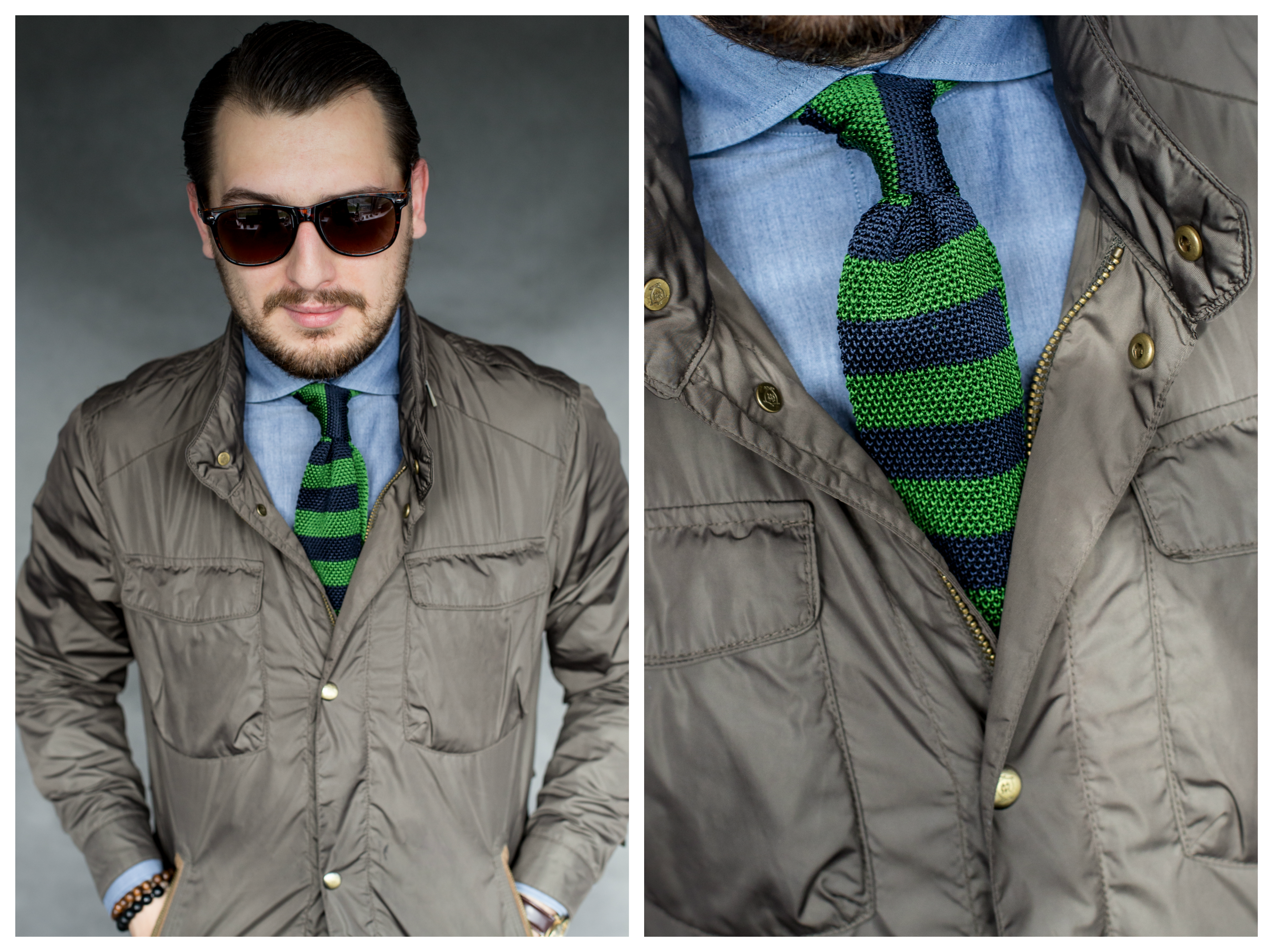 36fb5d5d36757 Knit - najlepszy krawat na początek   Dandycore