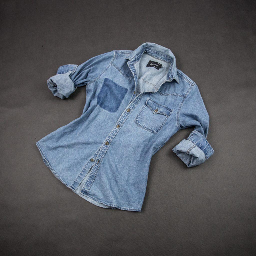 koszula-jeansowa-dżinsowa-denim-casualowa