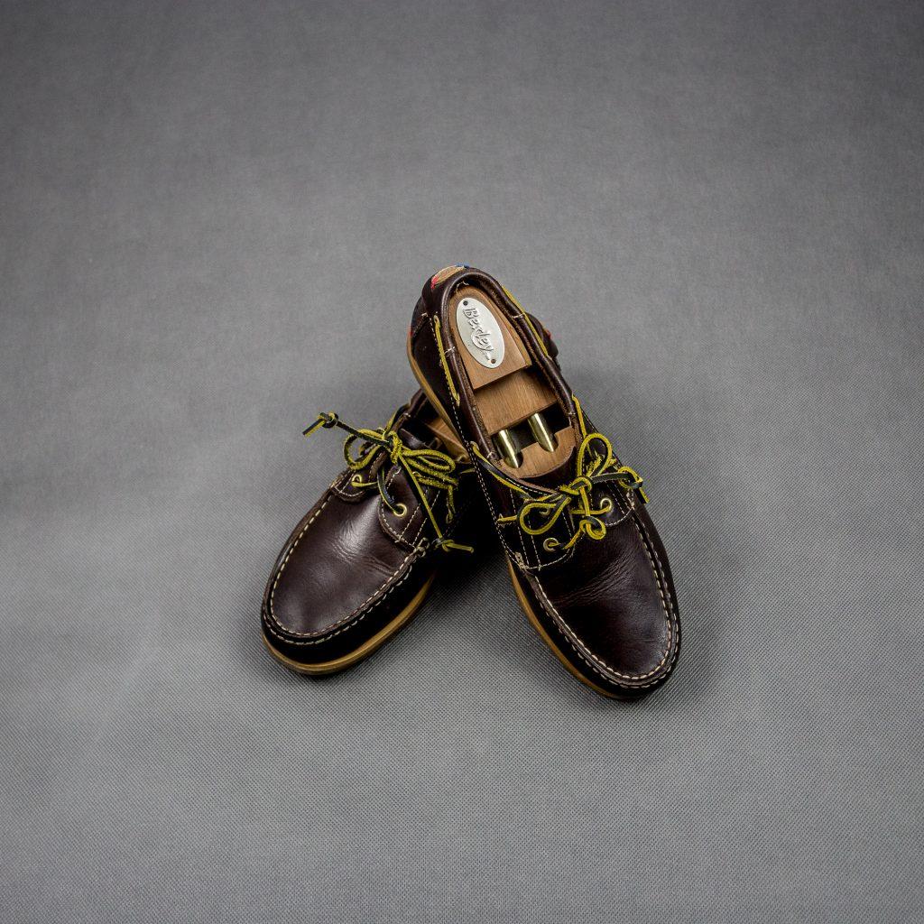 brązowe-klasyczne-buty-żeglarskie-boat-deck-shoes