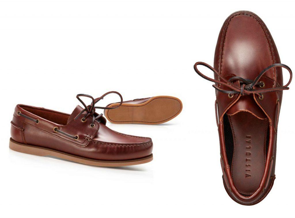 boat shoes deck buty mokasyny żeglarskie styl marynistyczny