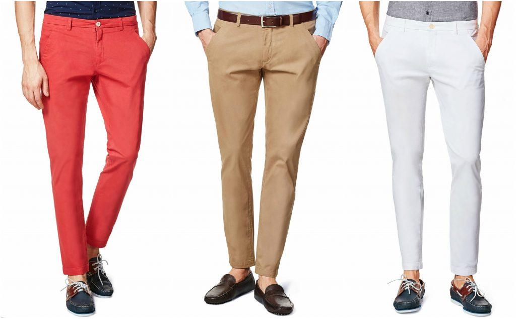 spodnie męskie chino chinosy styl marynistyczny
